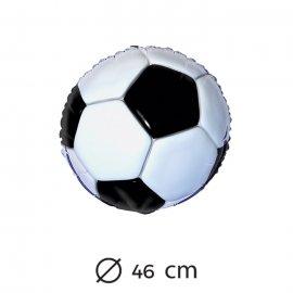 Balão Foil Futebol 46 cm