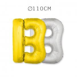 Balão Letra B 110 cm
