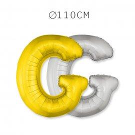 Balão Letra G 110 cm