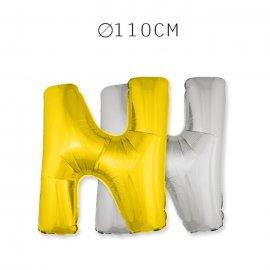 Balão Letra N 110 cm