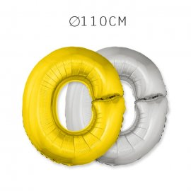 Balão Letra O 110 cm