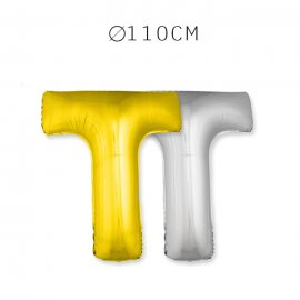 Balão Letra T 110 cm
