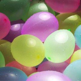 Balões de Água de Látex 13 cm