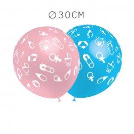 Balões Baby Redondos 30 cm