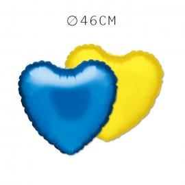 Balão Coração Foil 46 cm