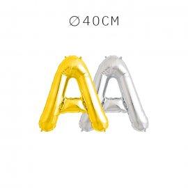 Balão Letra A 40 cm