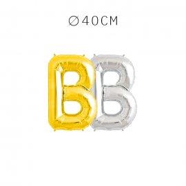 Balão Letra B 40 cm
