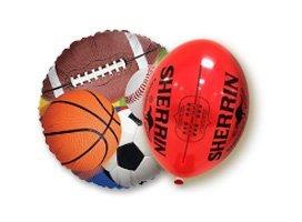 Balões de Esportes