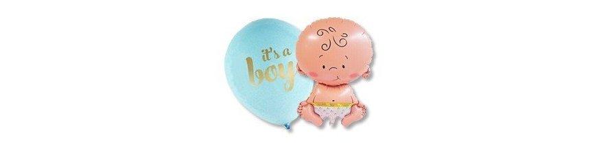 Balões Chá de Bebé