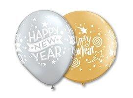 Balões para Ano Novo